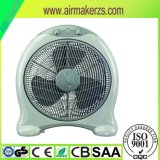 16 Inch Air Timer Electric Box Fan with Ce/GS/RoHS