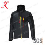 Fleece & Soft Shell Jacket with Waterproof and Breathable (QF-440)