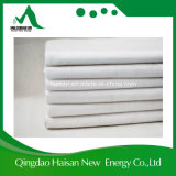 300g White Color Short Fiber Geo Textile No Woven Polyester Fabric