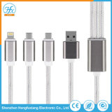 Customized Mobile Phone 4 in 1 USB Data Charging Cable