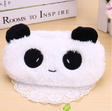 Kawaii Fluffy Panda 20cm Approx. Gift Coin Bag Pouch, Lady Girl′s Cosmetics Purse Bag & Coin Wallet Pouch Bag Case