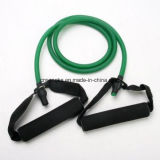 30lbs Resistance Bands Tube with Handles Gym Equipment