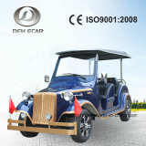 6 Seats Elegant Designed Antique Golf Buggy Electric Vehicles