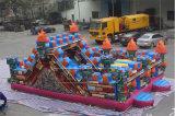 Inflatable Race Amusement Park for Sale