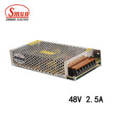 Smun S-120-48 48V 2.5A AC/DC Single Output Switching Power Supply