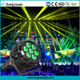 Hot! PAR Light 7*15W Outdoor LED Stage Light (parco sharpy)
