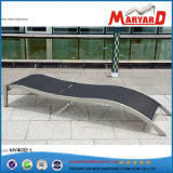 2018 Hot Outdoor Sling Furniture Poolside Sun Lounger