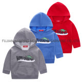 Comb Cotton Fleece Inner Brushed Printed Children′s Hoodie Sweater