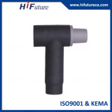 15kv Screened T Type Separable Cable Rear Connector (hc-013)