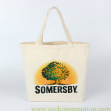 China Manufacturer of Shopping Tote Bag Promotional Canvas Shopping Tote Bag
