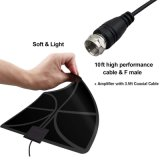 Best 60 Miles Long Range with HDTV Amplifier Signal Booster for Indoor