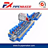 Fx-76 High Frequency Steel Welded Pipe Making Machine Pipe Welding Line