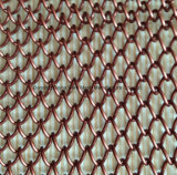 Decorative Stainless Steel Chain Link Screens Room Dividers