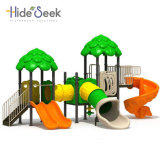 2018 Tree House Theme Cheap Children Outdoor Playground Equipent (HS-W16012)