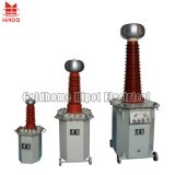 3kVA-300kVA High Voltage  Oil Immersion AC DC Test Transformer