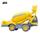 4cbm Mobile Concrete Mixer Truck Cement Mixer Truck