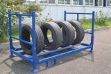 Foldable Steel Tire Rack