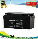 Durable 70ah 12V Gel/ AGM Batteries for Solar Energy