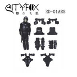 Police/Military Service Self-Defence Anti Riot Suit, Riot Gear