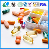 GMP Certified High Quality Health Food with Soft Capsule, Tablet, Hard Capsule