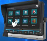Monitor with Integrated Recorder Touch Screen 4G