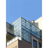 6+9A+6mm Toughened Flat Clear Insulated Glass for Building/Wall