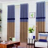 Factory Sale Luxurious 100% Polyester Curtain Finials with Patchwork