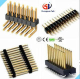 Straight 90 Degree 1.27mm 2.54mm Pitch Pin PCB Header