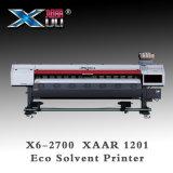 Xuli Printer-1.8m Xaar 1201 Print Head (2.5PL) Large Format Photo Digital Inkjet Printer with High Speed