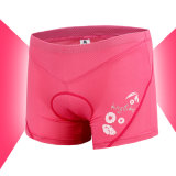 Female Gel 3D High Quality Padded Shorts Fitness MTB Bicycle Underwear