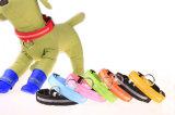 Custom Nylon Reflective Dog and Cat Collars Plain Nylon Dog Collars Wholesale Super Night Vision Pet Collars