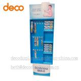 Cardboard Display Rack Store Display Shelf for Toothbrush
