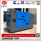 Cummins OEM 20-1500kVA Silent Electric Power Diesel Generator (CPT engine)