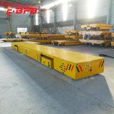 300t Battery Powered Aluminium Coil Handling Transfer Car on Rails
