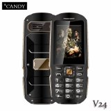 2.4 Inch Full Metal IP56 Tri-Proof Support Muti-Language 2g GSM Feature Phone