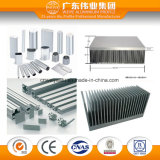 China Factory Aluminum Alloy Extrusion Profile Heatsink