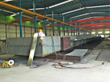 Prefabricated Steel Product for Large Metal Frame Bridge