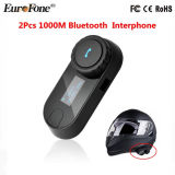Fdc-02vb Ski or Motorcycle Helmet Bluetooth Headset Intercom and Wireless Headset