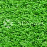 Hot-Sale Artificial Lawn Synthetic Grass with High Dtex for Football Sport Without Sand (SUNJ-MJ00003)