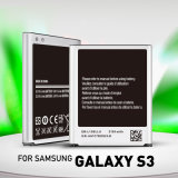 Brand New Battery Replacement for I9300 I747 T99 Eb-L1g6llu for Samsung Galaxy S3 SIII