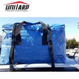 Eco-Friendly 500d PVC Tarpaulin Fabric for Duffle Bag