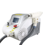 Q-Switched ND YAG Laser Carbon Peel Tattoo Pigmentation Blackhead Acne Wrinkle Removal Skin Tighten Whitening Rejuvenation Care Eyebrow Removal Beauty Machine