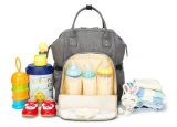 Multifunctional Baby Mummy Nappy Bag Diaper Bag for Outdoor Travel