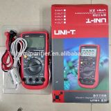 Ut-61d Multimeter with Test Lead Probes AC DC Voltmeter Capacitance Resistance Digital Multimeter
