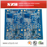 4layer Green Solder Mask Immersion Gold PCB