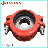 4′′ Grooved Reducer Coupling (UL Listed, FM Approved)