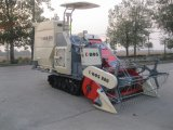 4lz-3.0 Full Feed Rice &Wheat Combine Harvester