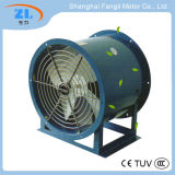 Sf2.5#R Single-Phase Stand Type Axial Air Blower