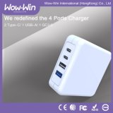 48W Type-C Charger with QC3.0 Fast Charging Output
