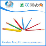 PVC Insulated Copper Conductor 1.5mm2 2.5mm2 4mm2 BV Electric Wire